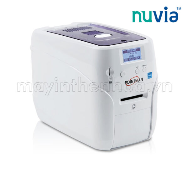 Máy in thẻ nhựa Nuvia N10