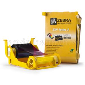 Ruy băng màu YMCKO Zebra 800033-840