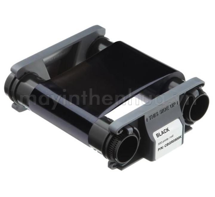 Ruy băng đen Evolis Badgy200 CBGR0500K