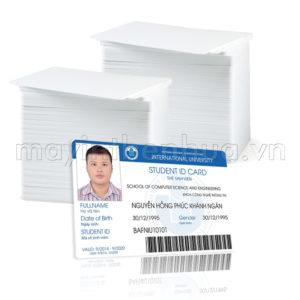 In thẻ sinh viên cao cấp