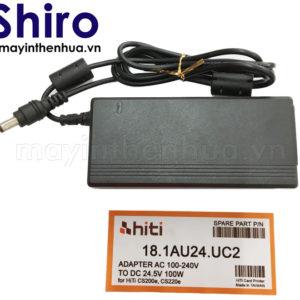 Adapter máy in thẻ nhựa HiTi CS200e