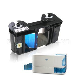 Ruy băng mực màu máy in thẻ nhựa Nisca PR-C101