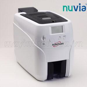 Máy in thẻ nhựa Pointman Nuvia N15