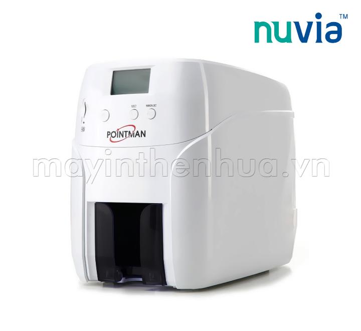 Máy in thẻ nhựa POINTMAN NUVIA N10