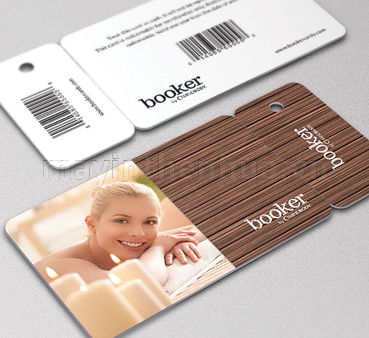 Thẻ khách hàng Combo Key Tag