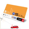 Thẻ giữ xe UHF Parking Card
