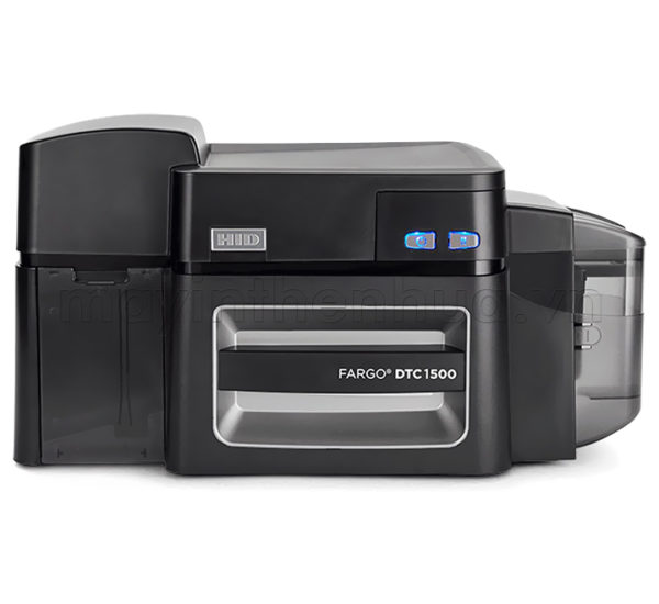 Máy in thẻ nhựa Fargo DTC1500