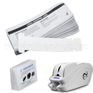 Bộ vệ sinh máy in thẻ nhựa IDP SMART 50