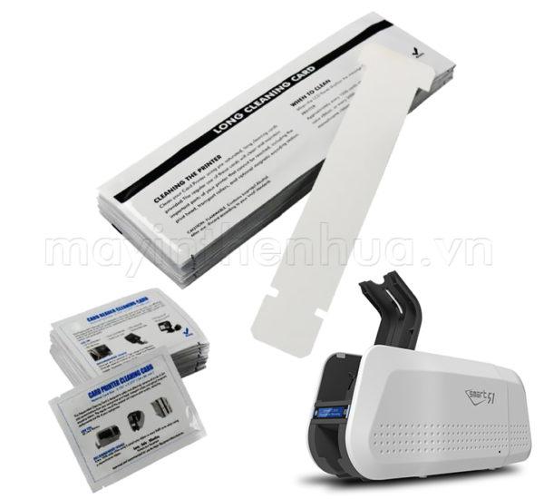 Bộ vệ sinh máy in thẻ nhựa IDP SMART 51