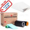 Mực in đen hiti cs200e - khuyến mãi 10 thẻ nhựa trắng