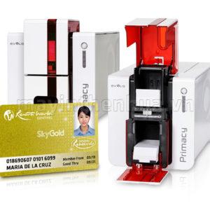Máy in thẻ nhựa Hội viên chuyên nghiệp Evolis Primacy