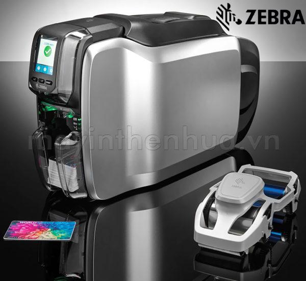 Máy in thẻ nhựa Zebra ZC300