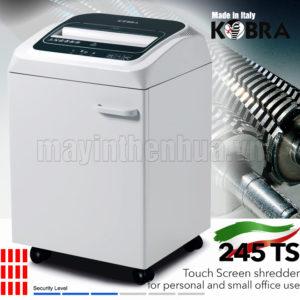 Máy hủy tài liệu Kobra 245 TS C4 E/S 240V