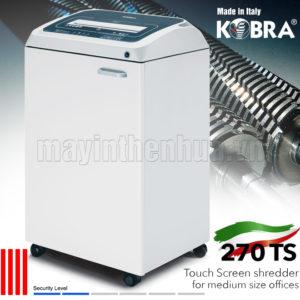 Máy hủy tài liệu KOBRA 270 TS S4 240V