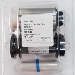 Ruy băng film trong Retransfer Nisca PR-C201